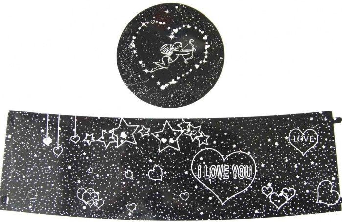 Проектор звездного неба Star Master (Стар Мастер), сменные вкладыши:Любовь под звёздами
