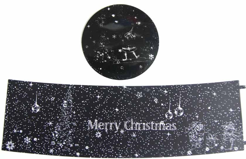 Проектор звездного неба Star Master (Стар Мастер), сменные вкладыши:Счастливого Рождества