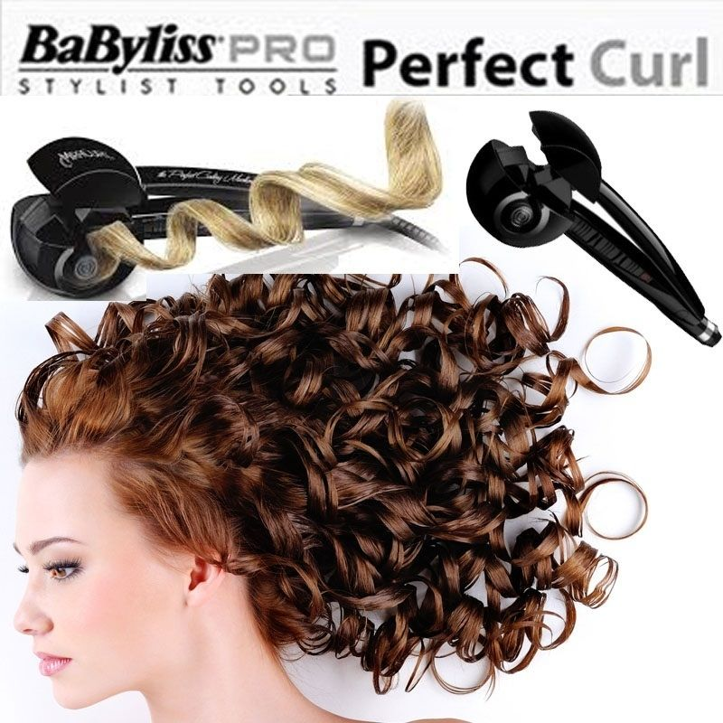"Стайлер ""Babyliss Pro Perfect Curl"" (Бэбилис Про)"