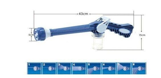 Картинки по запросу Мультифункциональный пистолет распылитель EZ Water Cannon