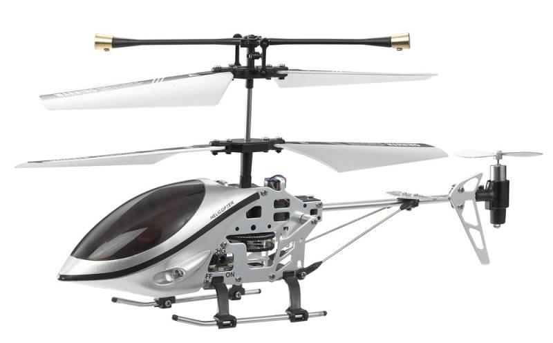 i-Helicopter, вертолет управляемый iPhone, iPad и iPod Touch и любым устройством на ОС Android.